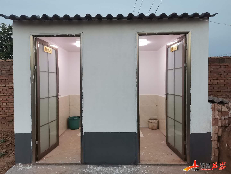 今年延安市新建无害化卫生厕所2.9万座 全市累计14万座