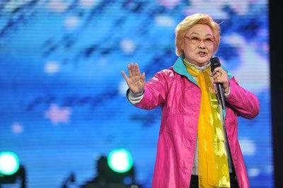 苏文演唱《小桃红》,郭兰英老师听得入神,就是这个陕北味儿!